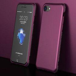 Luxusní kryt na telefon iPhone X, 8, 7, 6, 6s Plus