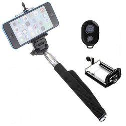 Selfie stick cu telecomandă Bluetooth