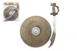 Meč a štít plast 40cm v sáčku RM_00311664