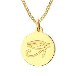 Ženska ogrlica - Horusovo oko