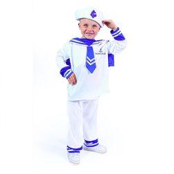 Costum de marinar cu husă pentru copii (S) RZ_207905