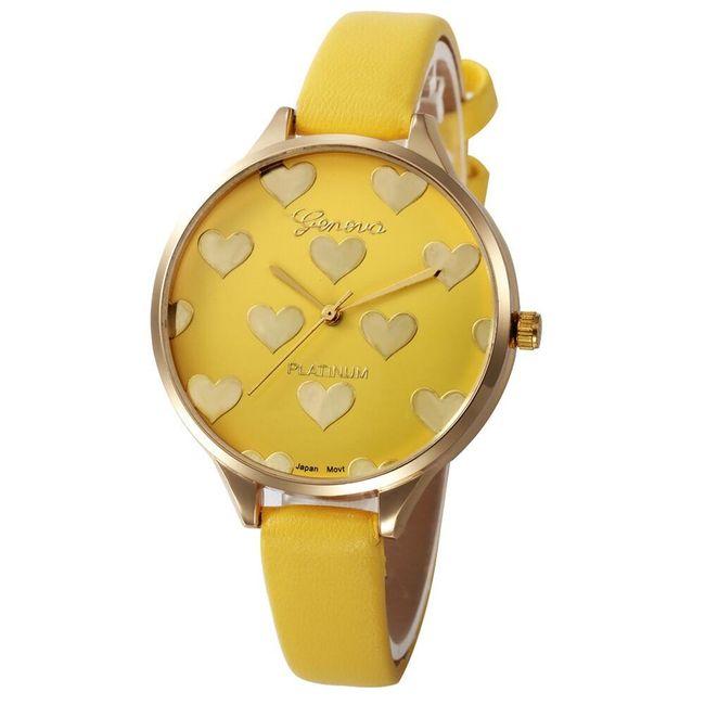 Dámské hodinky HU05 1
