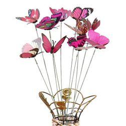 Набор декоративных бабочек Sonya
