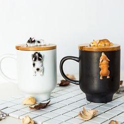 Ceramiczny kubek Corgi