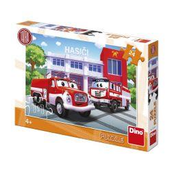Puzzle 24 dílků Tatra hasiči RZ_351653
