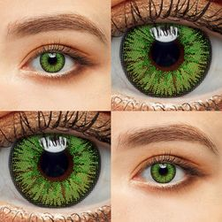 Цветни контактни лещи за очи TF4605