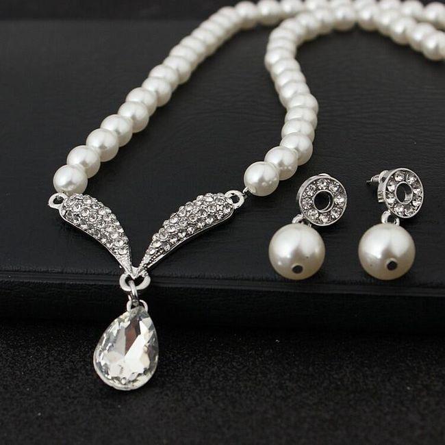Komplet biżuterii B01713 1