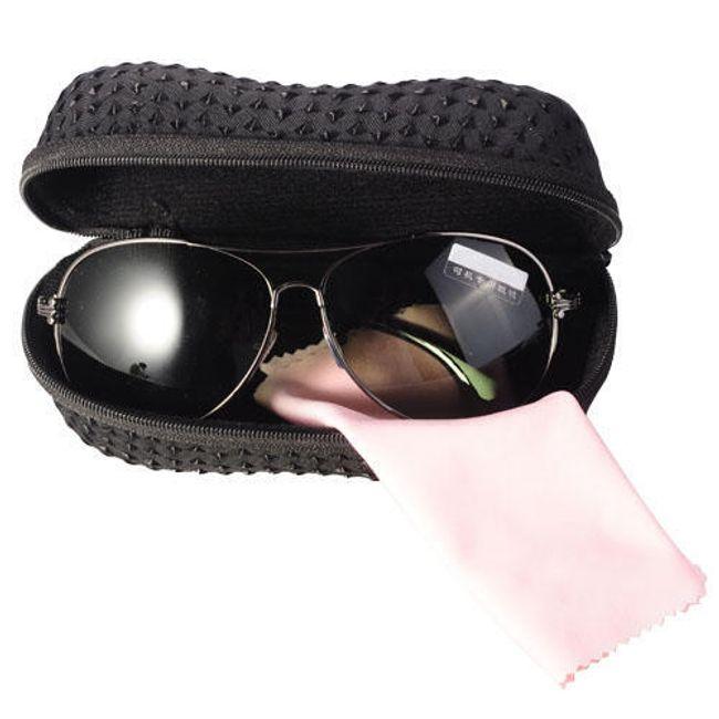 Sluneční brýle a pevné pouzdro 1