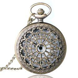 Modny kieszonkowy zegarek