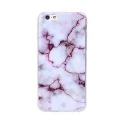 Márványos mobiltelefon tok iPhone-hoz - több szín