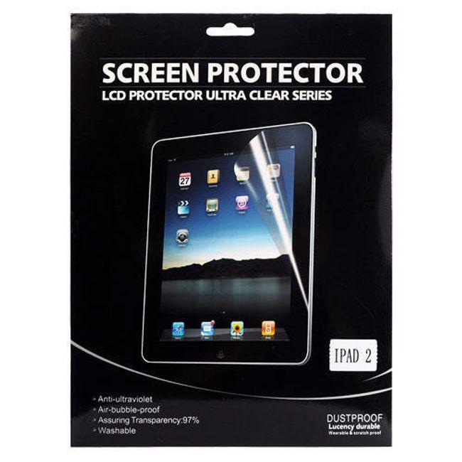 Antireflexní ochranná folie na iPad 2 1