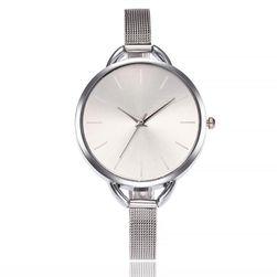 Женские часы с металлическим браслетом DKH1