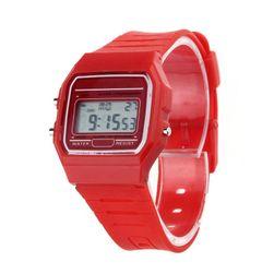 Дигитален силиконов часовник