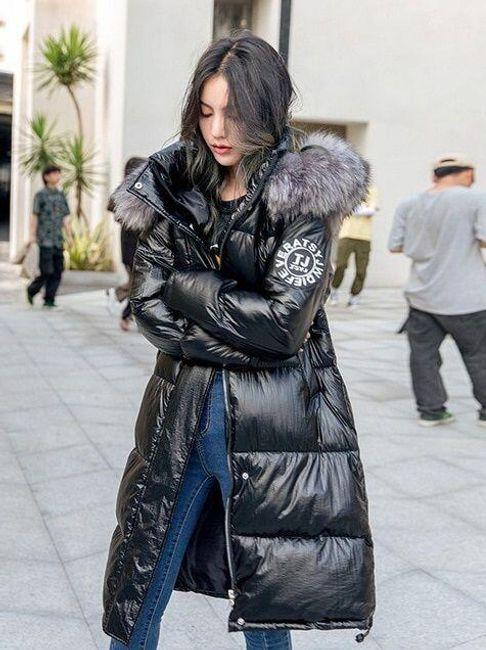 Женское зимнее пальто Grace 1