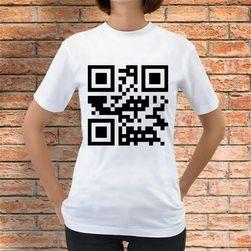 Koszulka QR kod Antonia