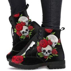 Дамски обувки до глезена CWS523