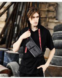 Мужская поясная сумка WF51