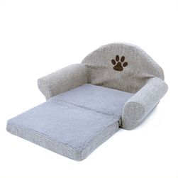 Rozkládací gauč pro psy