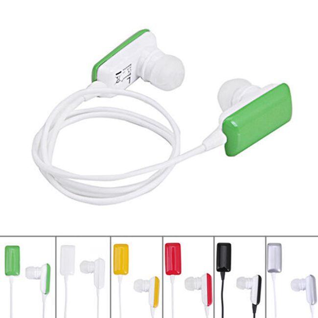 Bluetooth sluchátka  - 6 barev 1