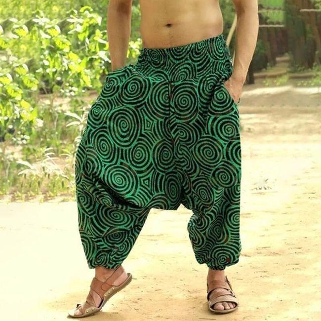Штаны-алладины Aladin 1