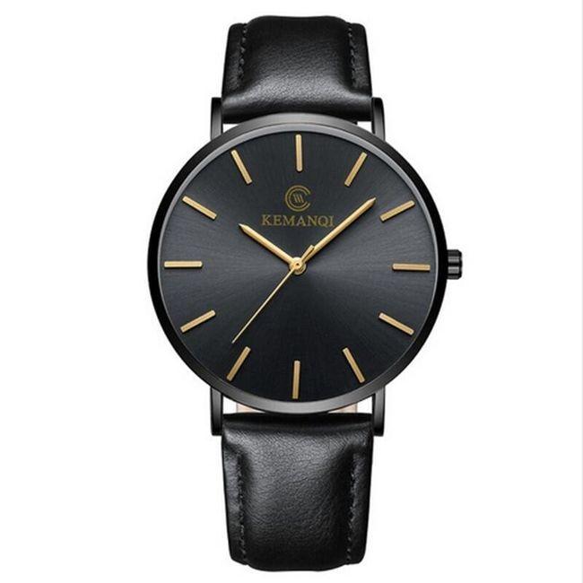 Męski analogowy zegarek AW2 1
