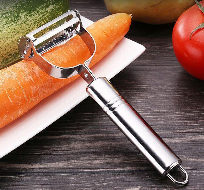 Kuchyňská škrabka na ovoce a zeleninu 1