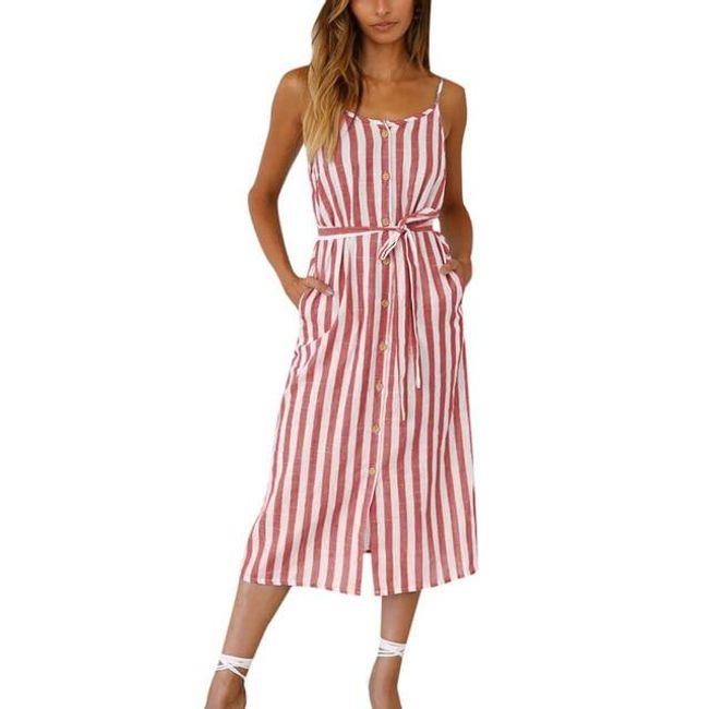 Letní šaty Fonny 1