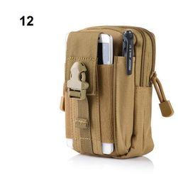 Taktična torbica okoli pasu 12