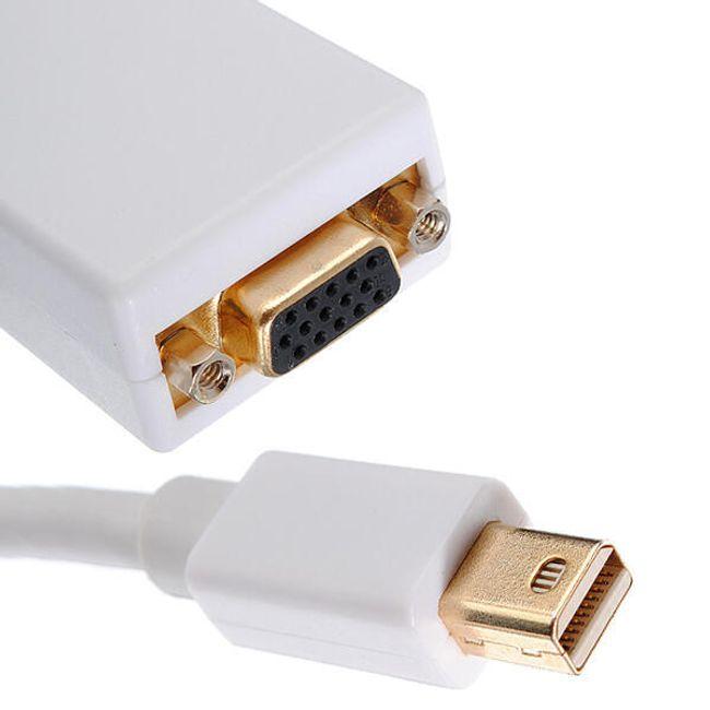 Adaptér Mini DisplayPort na VGA 1