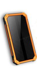 Водоустойчива батерия със слънчев панел