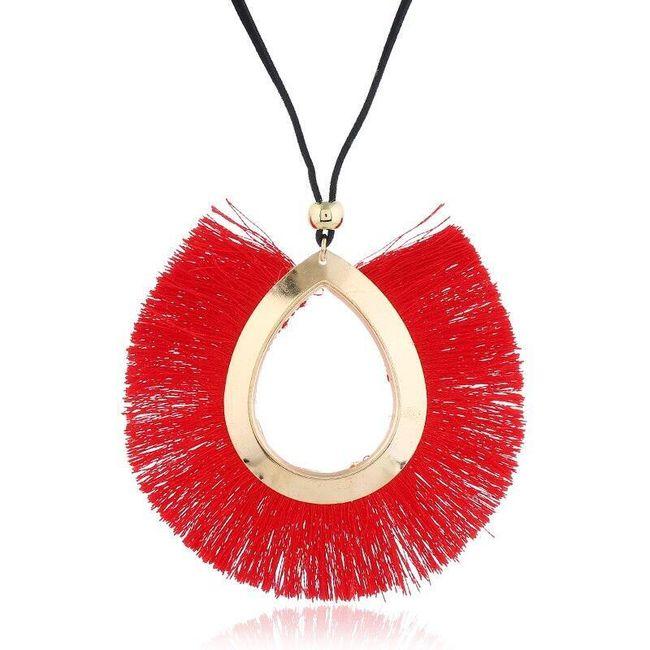 Dámský náhrdelník B106 1