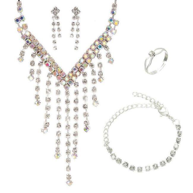 Komplet biżuterii AS140 1