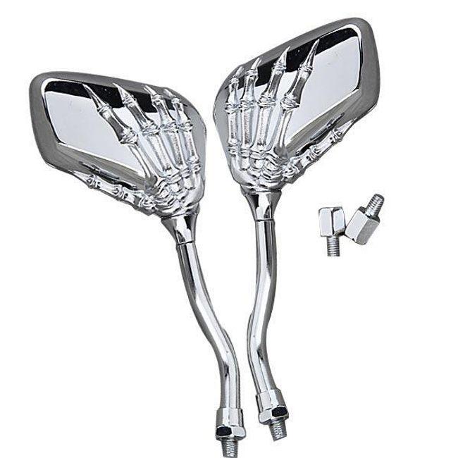 Стильные зеркала заднего вида для мотоцикла 1
