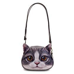 3D-сумка с кошкой