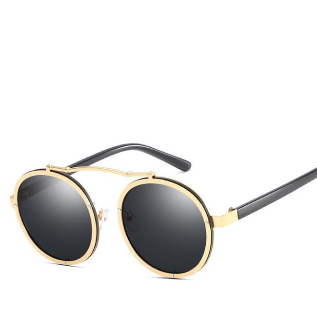 Steampunkové sluneční brýle v mnoha barvách 1