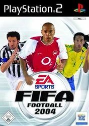 Gra (PS2) FIFA Football 2004