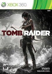 Hra (Xbox 360) Tomb Raider