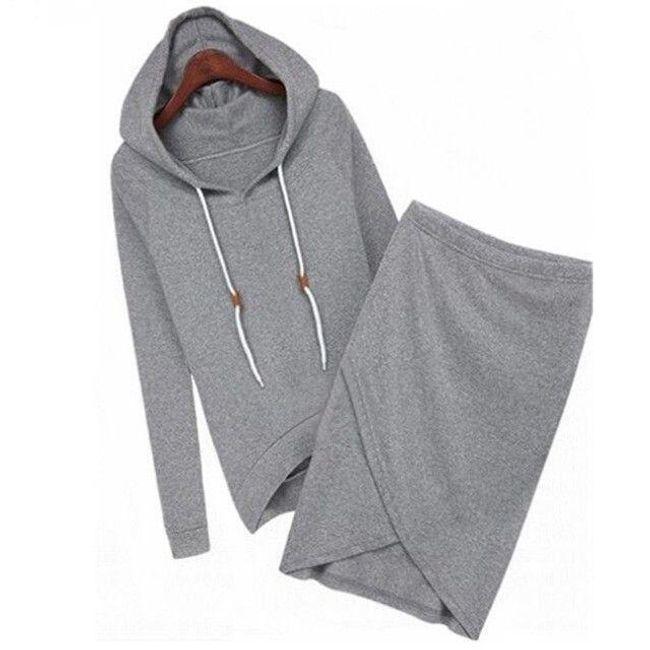 Дамски пуловер и пола Maia 1