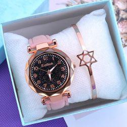 Дамски часовник с гривна M929