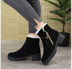 Damskie buty zimowe UF24