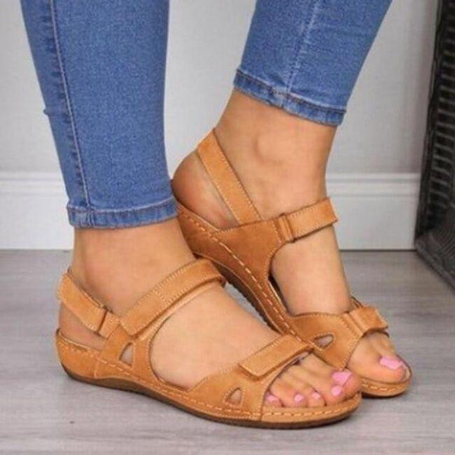 Damskie sandały Myah 1