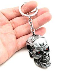Privezak za ključeve - lobanja Terminator