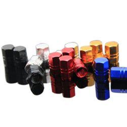 Aluminiowe kapturki na zawory - różne kolory