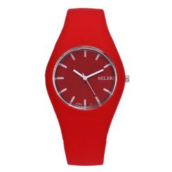 Ceas din silicon pentru femei - 9 culori