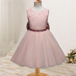Dětské šaty pro princezničku - 3 barvy