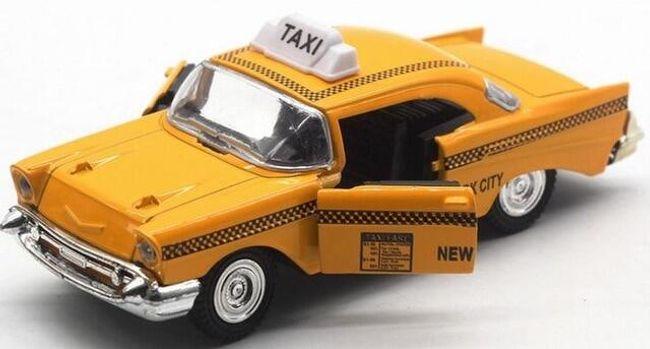 Model samochodu Taxi 01 1