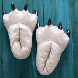 Животински пантофи с нокти