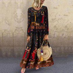 Dámské maxi šaty Pokua