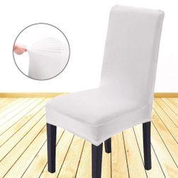 Potah na židli - bílý PD_1536263