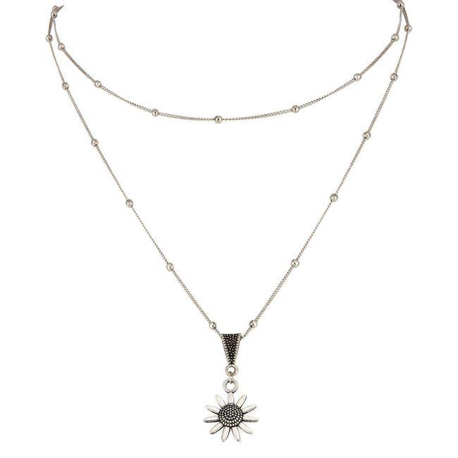 Dámský náhrdelník B10 1